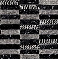 Greek Negro Marquina 29,6x29,6